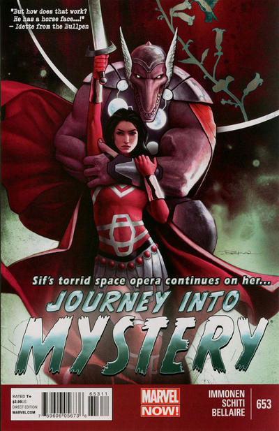 Couverture de Journey into Mystery (1952) -653- Issue 653