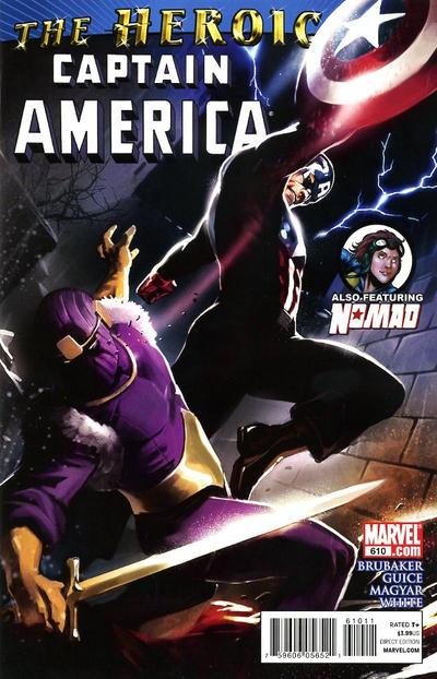 Couverture de Captain America (1968) -610- Issue 610