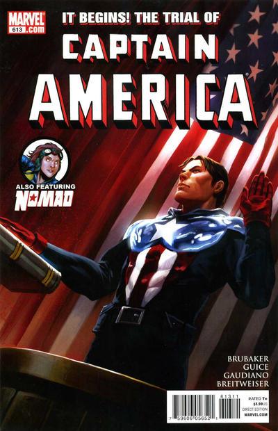 Couverture de Captain America (1968) -613- Issue 613