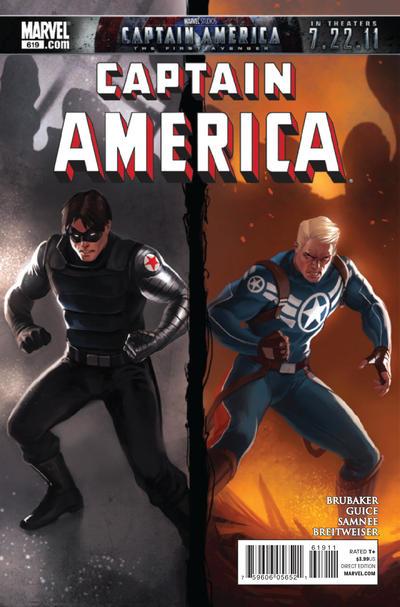 Couverture de Captain America (1968) -619- Issue 619