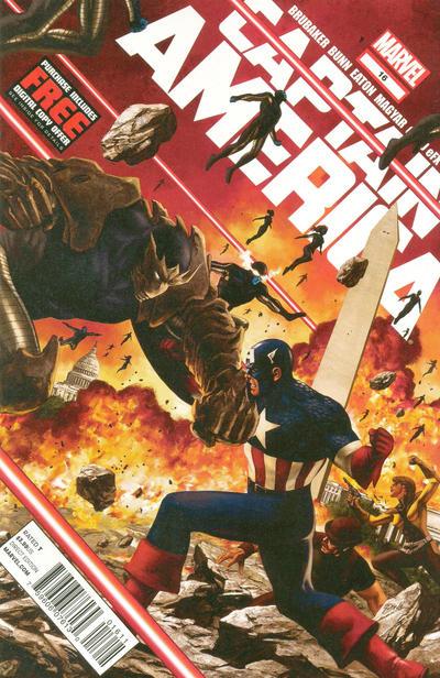 Couverture de Captain America (2011) -16- New World Orders Part 2