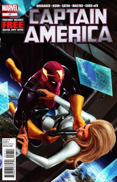 Couverture de Captain America (2011) -17- New World Orders Part 3
