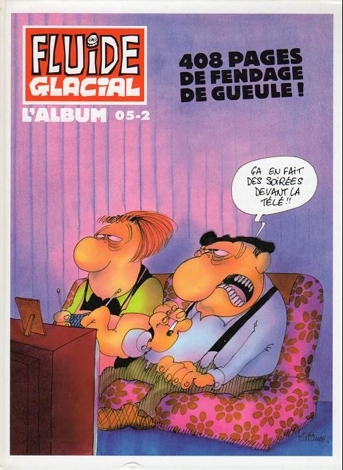 Couverture de (Recueil) Fluide Glacial (L'album) -20- 05-2