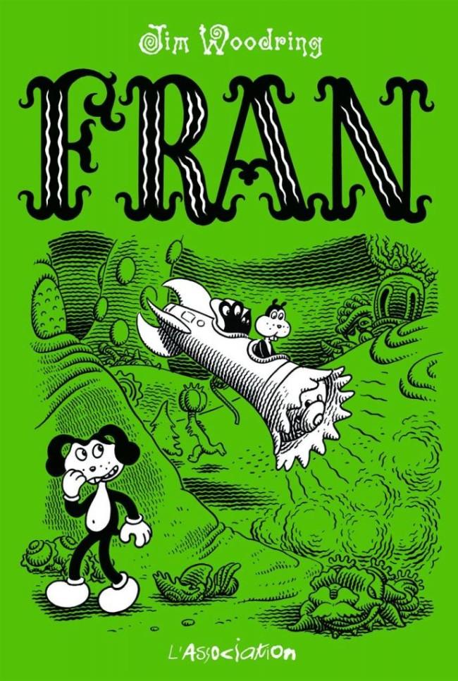 Couverture de Frank -6- Fran