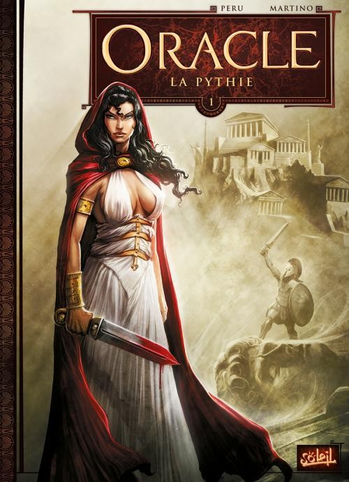 Oracle Tome 1 : La Pythie