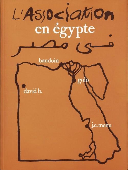 Couverture de L'association -1- L'Association en Égypte