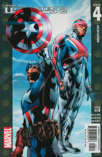 Couverture de The ultimates 2 (2005) -4- Brothers