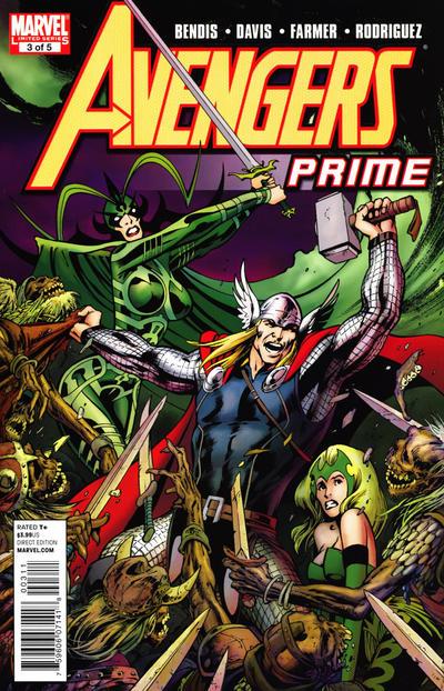 Couverture de Avengers Prime (2010) -3- Issue 3