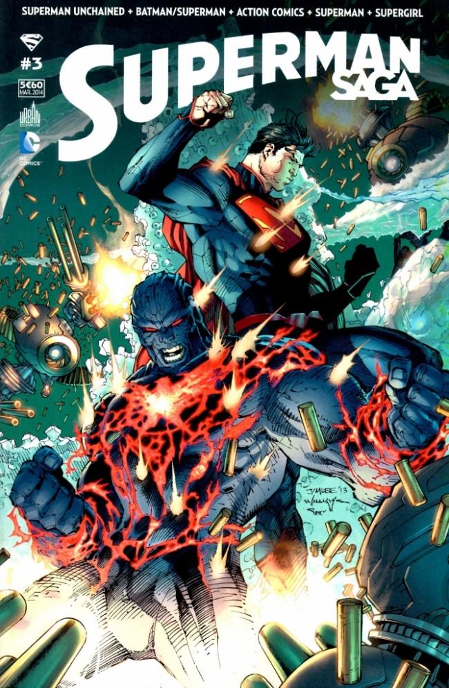 Couverture de Superman Saga -3- Numéro 3