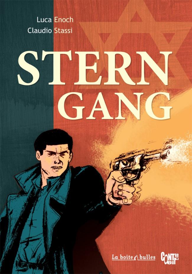 Couverture de Stern Gang