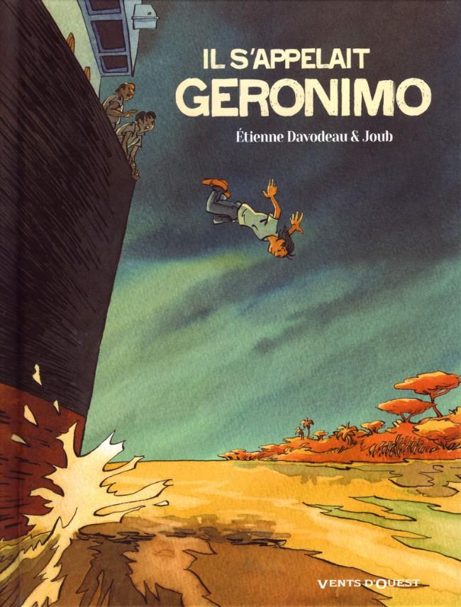 Couverture de Il s'appelait Geronimo