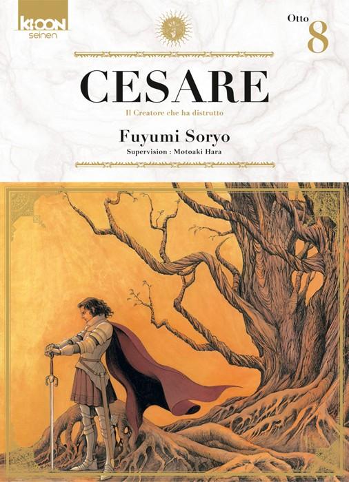 Couverture de Cesare - Il Creatore che ha distrutto -8- Otto