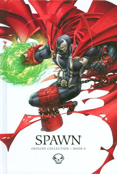 Couverture de Spawn (1992) -INTHC08- Origins Collection - Book 8