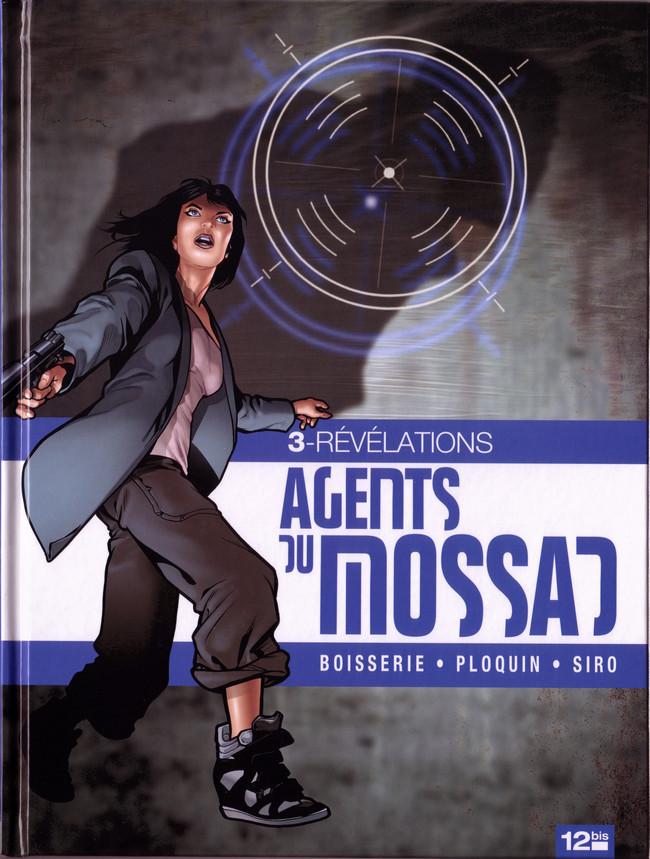 Agents du Mossad