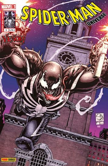 Couverture de Spider-Man Universe (Marvel France - 1re Série) -9- Au royaume des tueurs