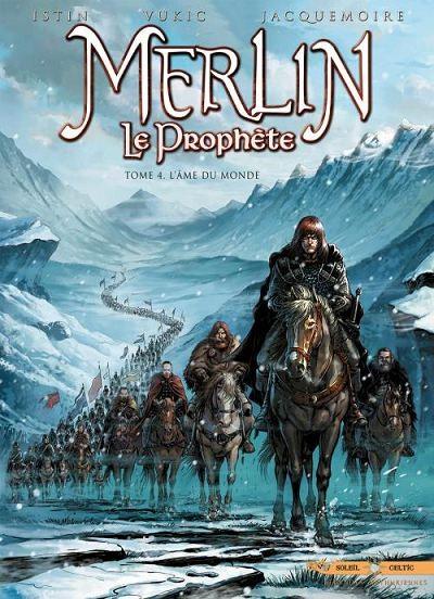 Merlin le Prophète Tomes 1 à 5 PDF