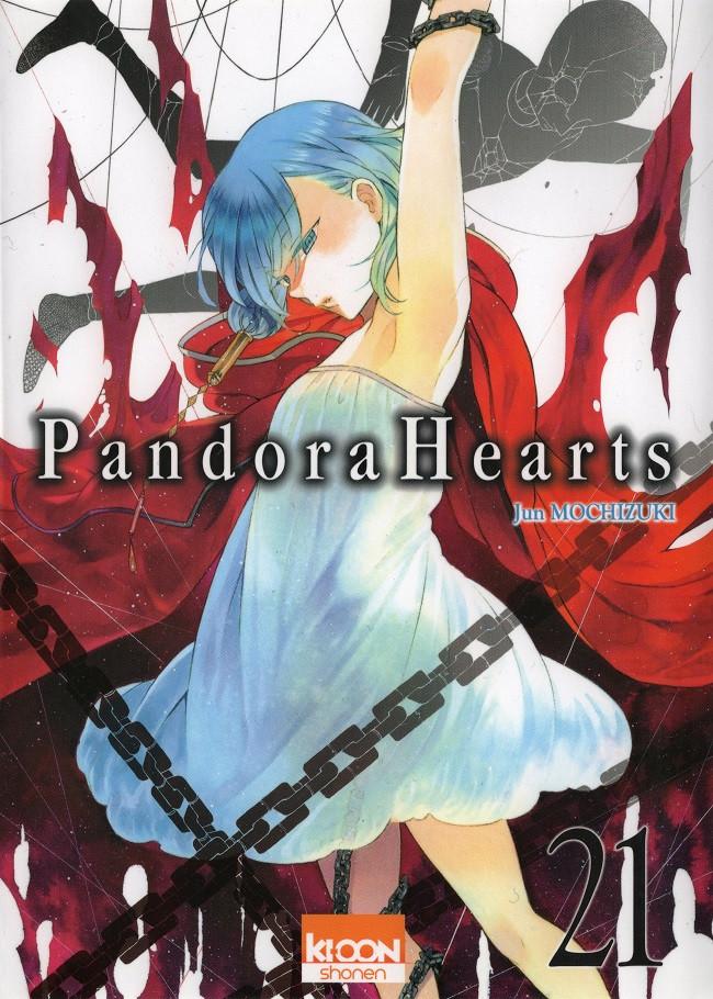 pandora hearts tome 25