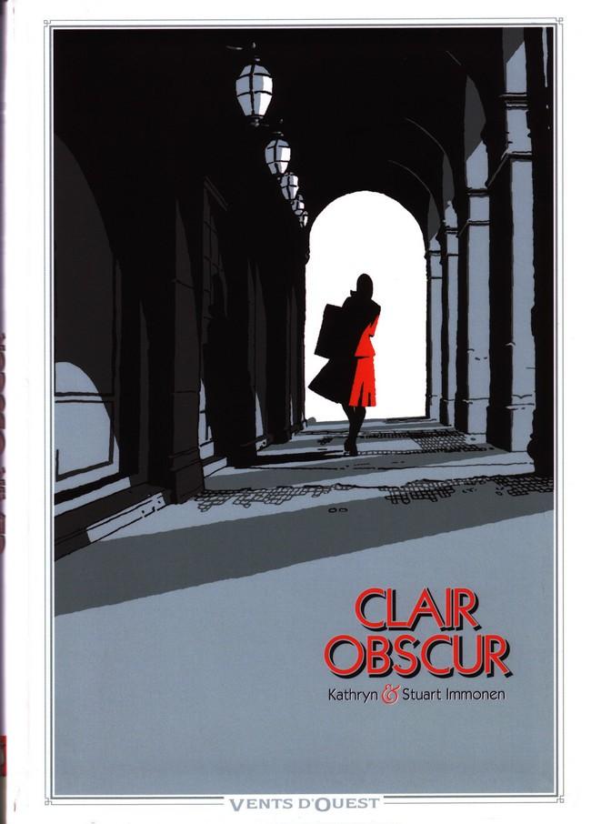 Couverture de Clair Obscur