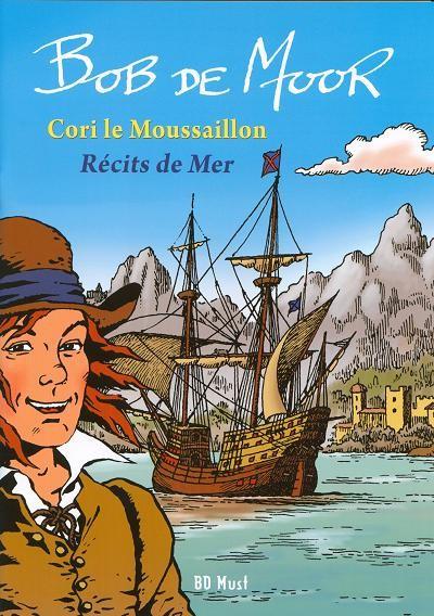 Couverture de Cori le Moussaillon -HS- Récits de mer
