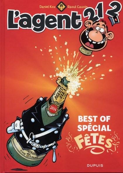 Couverture de L'agent 212 -HS1- Best Of spécial fêtes
