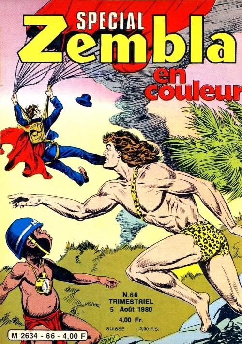 Couverture de Zembla (Spécial) -66- Numéro 66