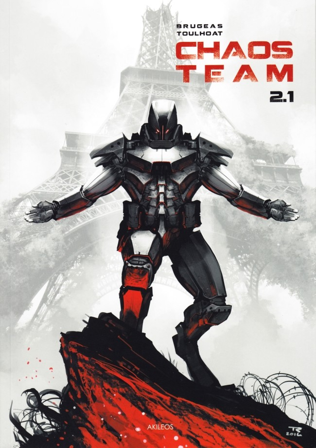 Chaos Team Tomes 2 et 3