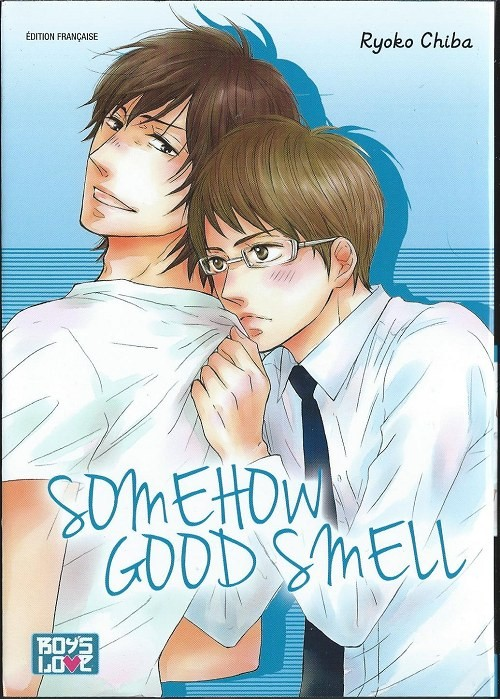 Couverture de Somehow good smell