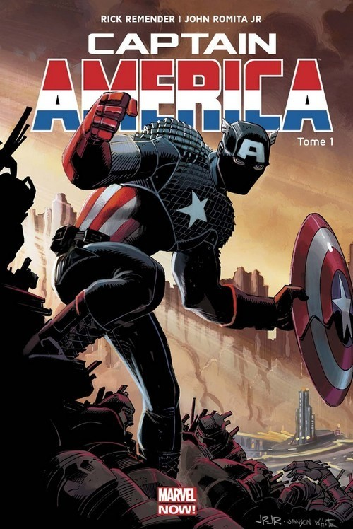 Captain America (Marvel Now!) Tome 1 : Perdu dans la dimension Z ! 2014