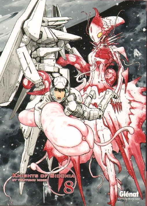 Couverture de Knights of Sidonia -8- Tome 8