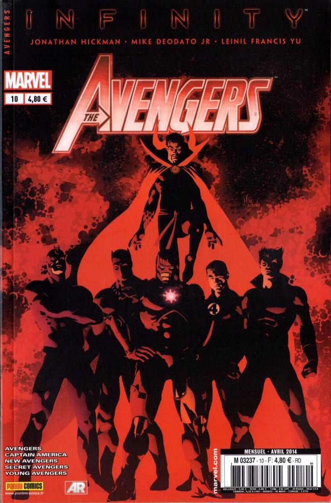 Avengers (The) (Marvel France 4e série) Tome 10 : La semence de Thanos (2014)