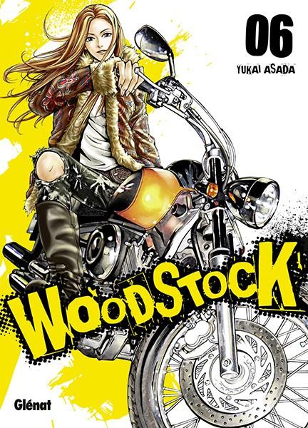 Couverture de Woodstock -6- Tome 6