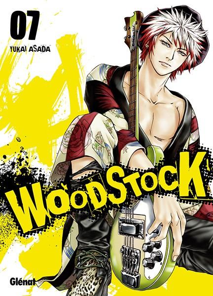 Couverture de Woodstock -7- Tome 7