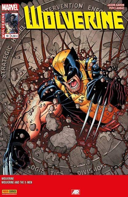 Wolverine (Marvel France 4e série) Tome 10 : Soupçons