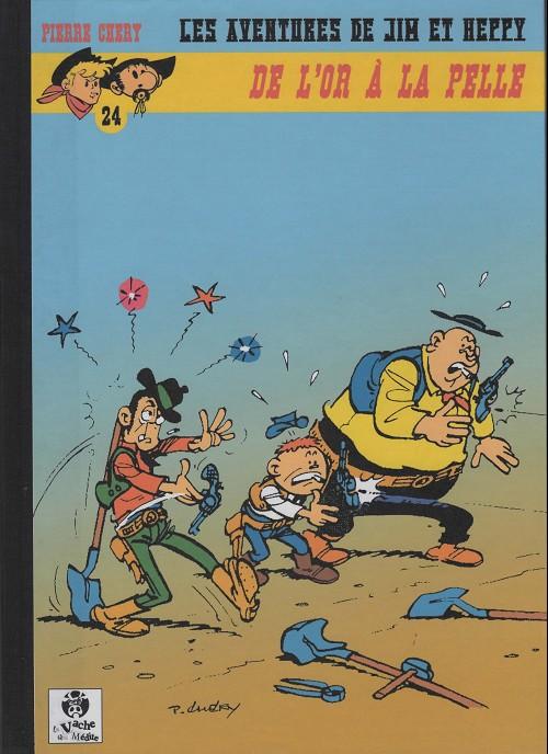 Couverture de Jim L'astucieux (Les aventures de) - Jim Aydumien -24- De l'or à la pelle