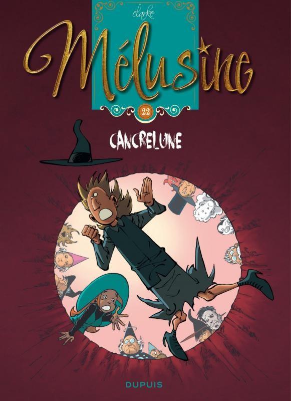 Couverture de Mélusine -22- Cancrelune