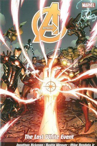 Couverture de Avengers Vol.5 (Marvel comics - 2013) -INT02- The last white event