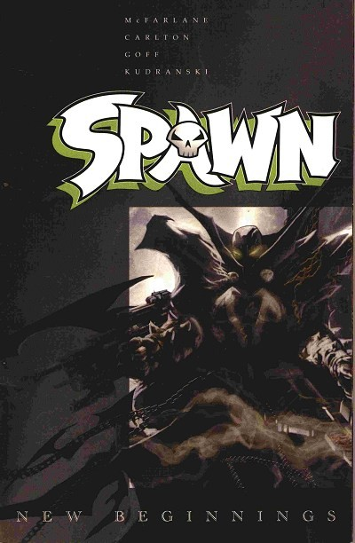 Couverture de Spawn (1992) -INT- New beginnings vol. 1