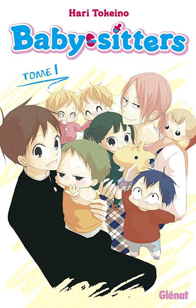 Couverture de Baby-sitters -1- Tome 1