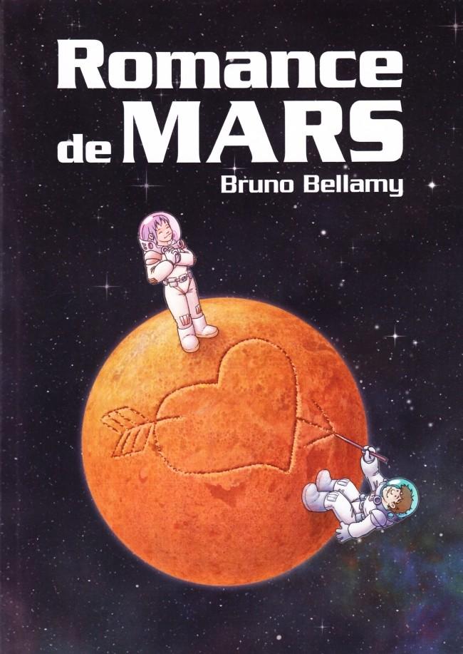 Couverture de Romance de Mars