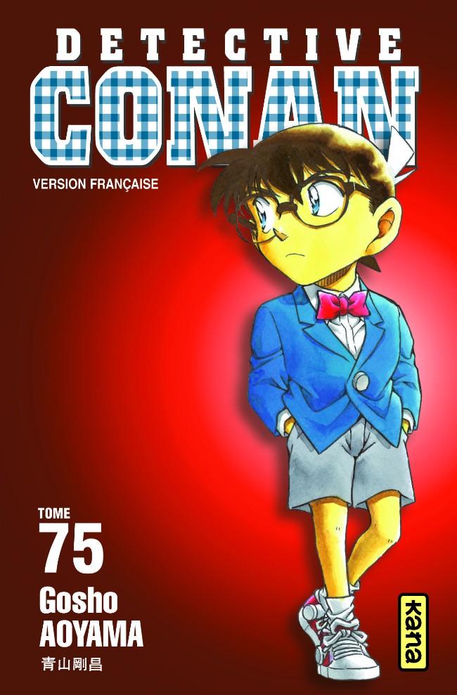 Couverture de Détective Conan -75- Tome 75