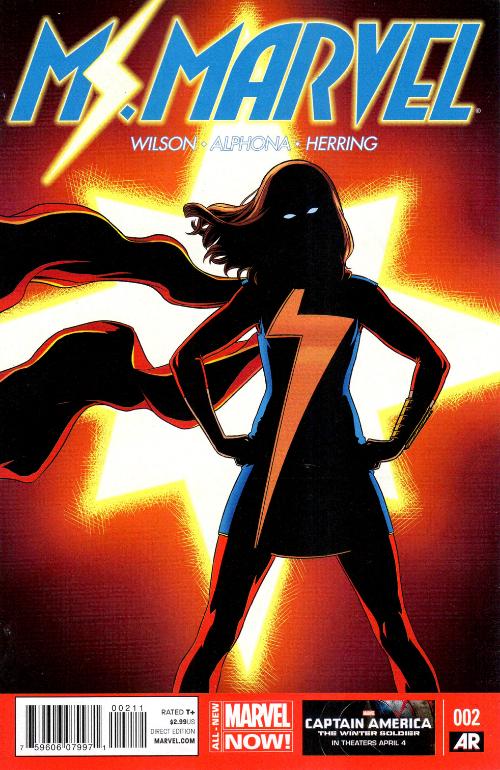 Ms. Marvel (Marvel Comics - 2014) -2- Ms. Marvel (2014)