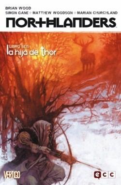 Couverture de Northlanders (en espagnol) -6- La Hija de Thor