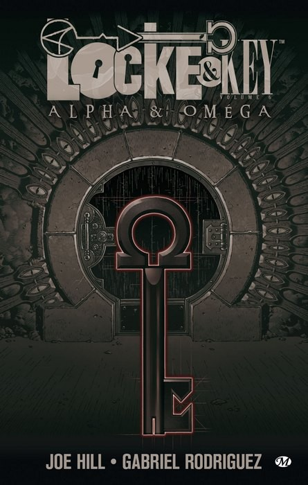 Couverture de Locke & Key -6- Alpha & Oméga
