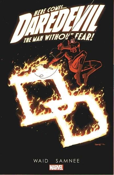 Couverture de Daredevil Vol. 3 (Marvel - 2011) -INT5- Daredevil by Mark Waid volume 5