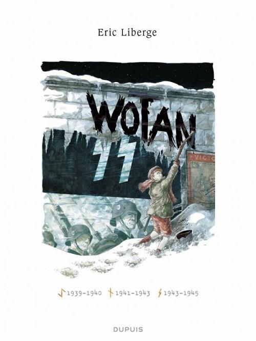 Wotan Intégrale en un volume