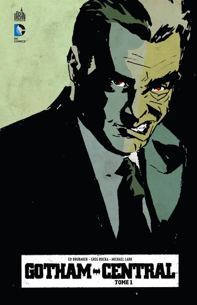 Couverture de Gotham Central (Urban comics) -1- Tome 1