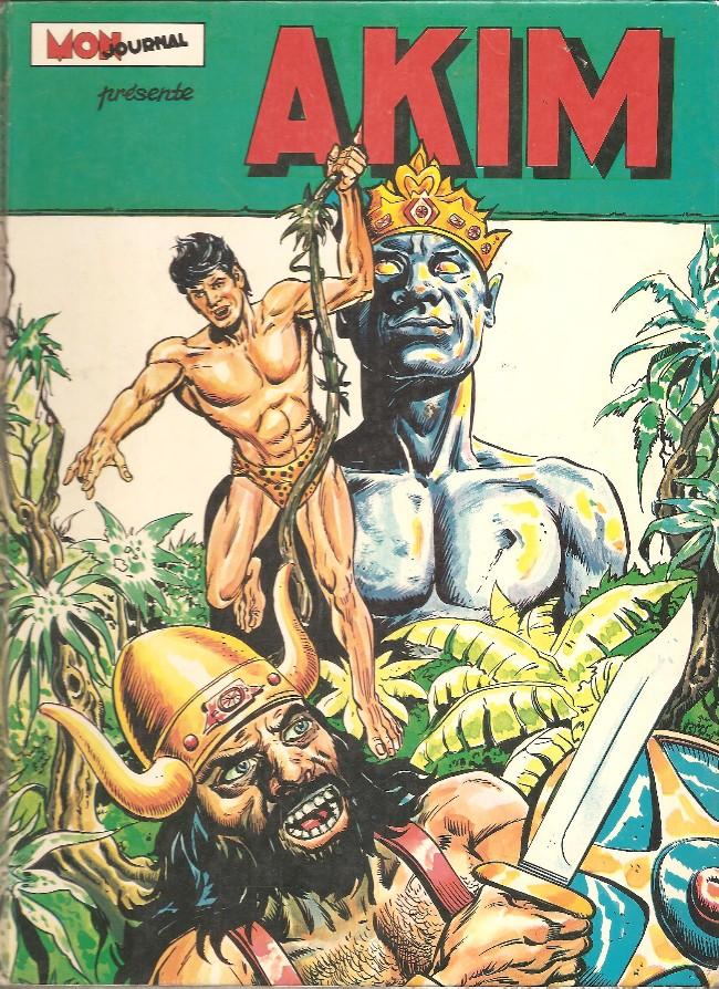 Couverture de Akim (1re série) -HS1- Akim - La Couronne de l'éternité