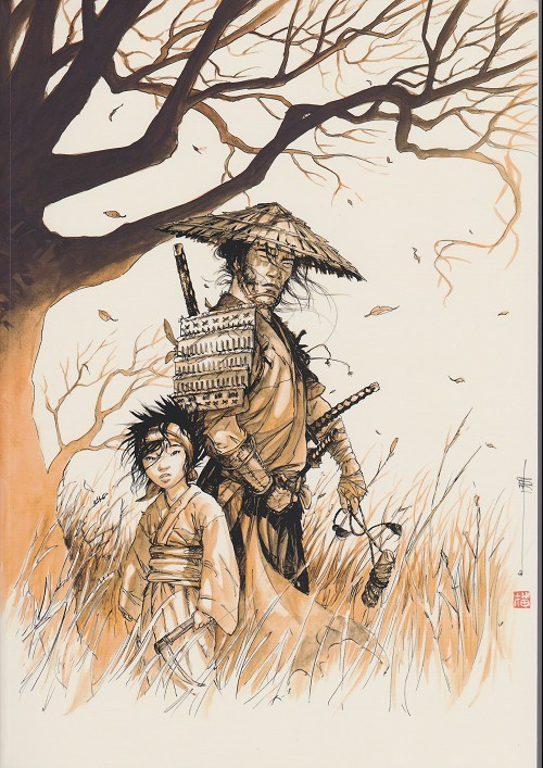 Couverture de Samurai -INTTL1- Intégrale I - Tomes 1, 2 et 3