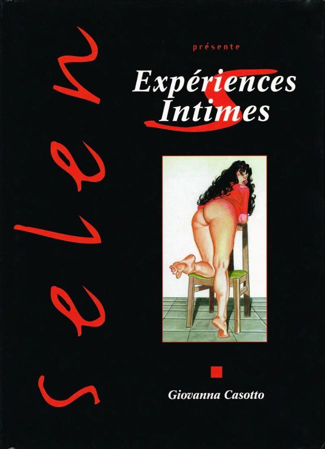 Couverture de Selen présente... -5- Expériences Intimes