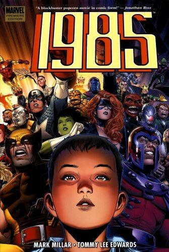 Couverture de Marvel 1985 (2008) -INT- Marvel 1985